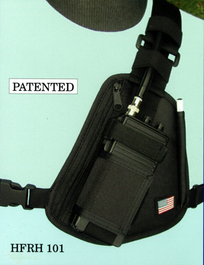 caldwell_HFRH101 radio harness, radio harnesses, radio chest harness, radio chest radio harness at aneh.co